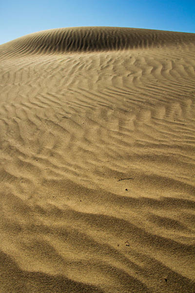 Death Valley Np Photograph - Sand And Sky by Kunal Mehra