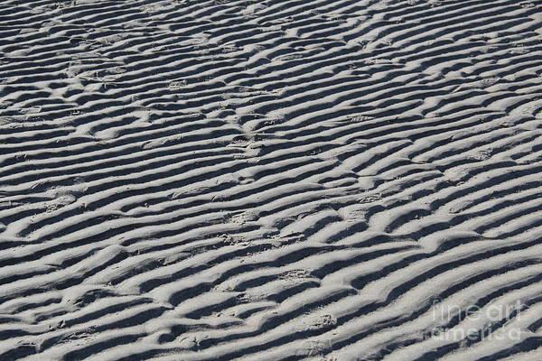 Wall Art - Photograph - Sand Art by Dennis Curry