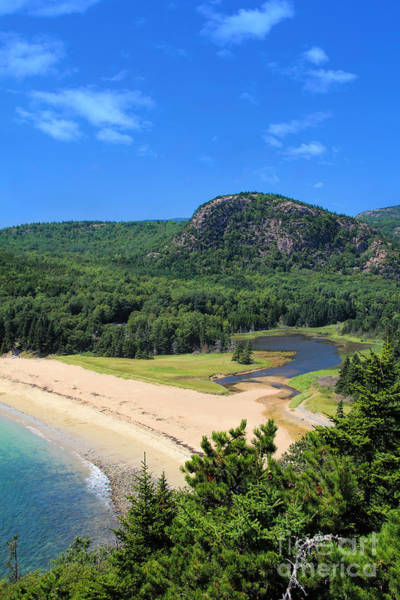 Photograph - Sand Beach And The Beehive by Jemmy Archer