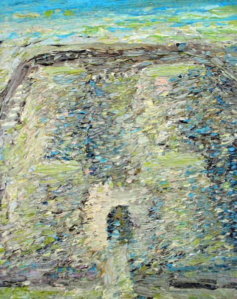 Sand Castle Painting - Sand Castle by Fabrizio Cassetta