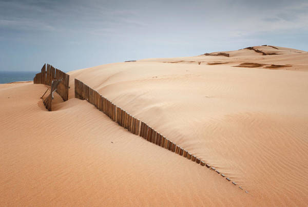 Sand Photograph - Sand Dunes At Punta Paloma by Ben Welsh / Design Pics