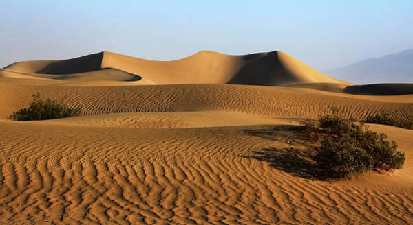 Great Sand Dunes National Park Photograph - Sand Dunes by David Toussaint