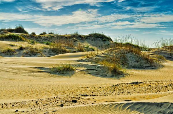 Photograph - Sand Dunes by Louis Dallara