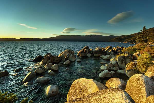 Lake Tahoe Photograph - Sand Harbor, Lake Tahoe by Halbergman