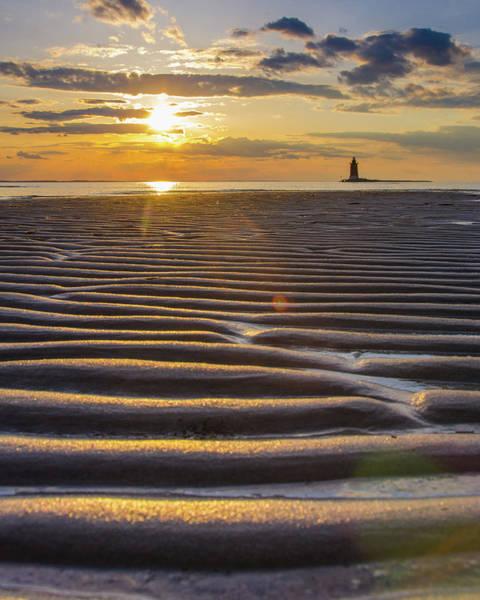Lewes Photograph - Sandbars by Melissa Fague