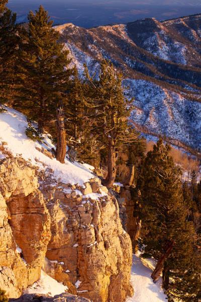 Photograph - Sandia Peak Summit Albuquerque New Mexico by Mary Lee Dereske