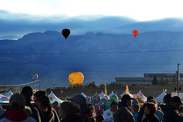 Photograph - Sandia01 by Gerald Greenwood
