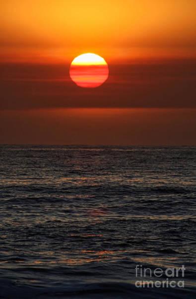 Photograph - Sandi's Sunset By Diana Sainz by Diana Raquel Sainz