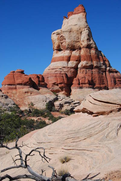 Photograph - Sandstone Formations by Cascade Colors