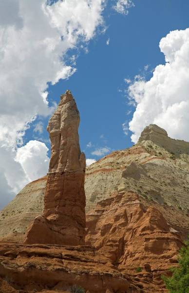Kodachrome Wall Art - Photograph - Sandstone Spire by Jim West