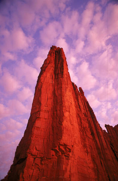 Wald Wall Art - Photograph - Sandstone Tower by Beth Wald