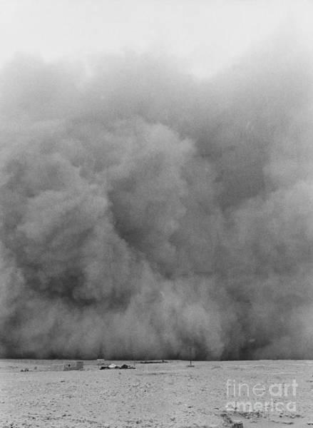 Photograph - Sandstorm In Mersa Matruh-egypt by Hubertus Kanus