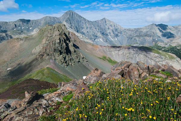 Photograph - Sangre De Cristos And Blanca Peak by Cascade Colors