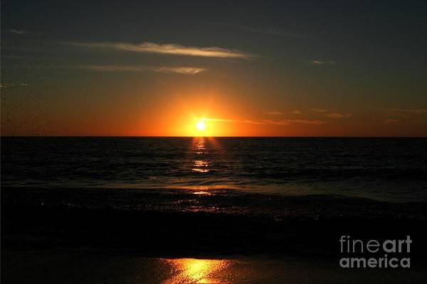 Photograph - Sanibel At Sunset by The Art of Alice Terrill