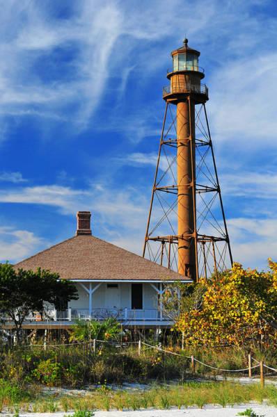 Photograph - Sanibel Island Lighthouse by Clint Buhler