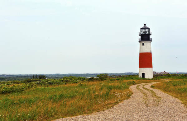 Nantucket Photograph - Sankaty Lighthouse by Driendl Group