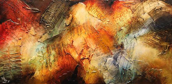 Wall Art - Painting - Sansara Xvii by Jonas Gerard
