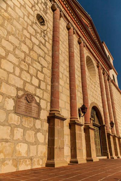 Photograph - Santa Barbara Mission 2 by Thomas Hall