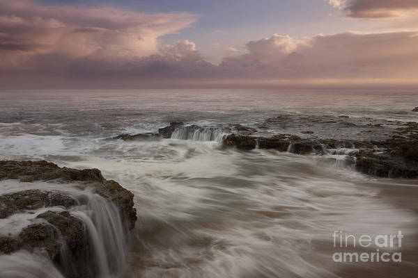 Wall Art - Photograph - Santa Cruz Sunset by Keith Kapple