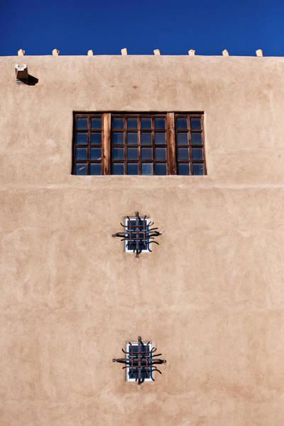 Luminaries Photograph - Santa Fe Windows by Art Block Collections
