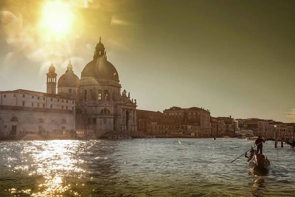 St Mark's Basilica Photograph - Santa Maria Della Salute, Venice, Italy by Cultura Rm Exclusive/walter Zerla
