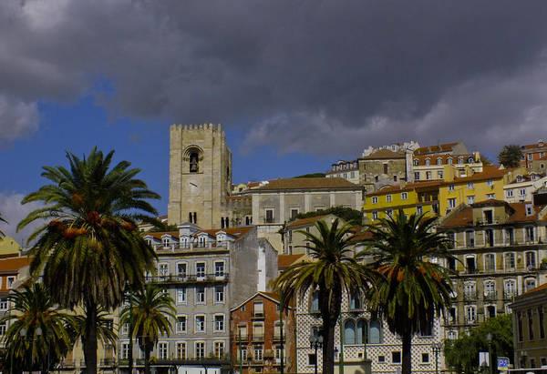 Photograph - Santa Maria Maior De Lisboa by Phil Darby