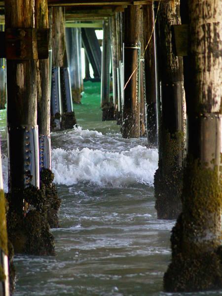 Santa Monica Pier Photograph - Santa Monica Pier by Bill Gallagher