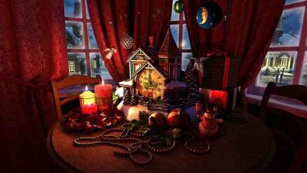 Photograph - Christmas by Doc Braham