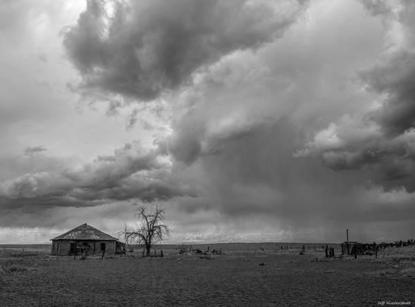 Photograph - Sante Fe Crossing by Jeff Niederstadt