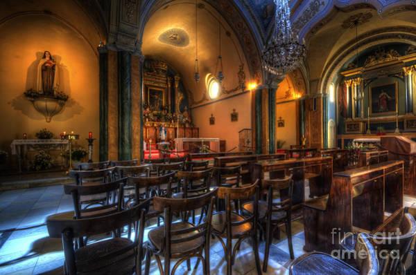 Photograph - Santorini Cathedral 2.0 by Yhun Suarez