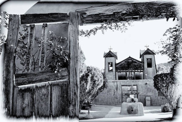 Photograph - Santuario De Chimayo by Ghostwinds Photography