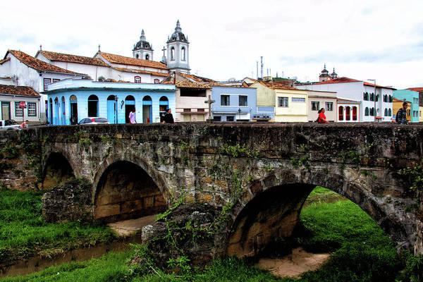 Minas Gerais Wall Art - Photograph - Sao Joao Del Rei, Minas Gerais by Adriana Fuchter