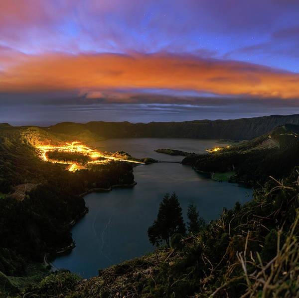 Azores Photograph - Sao Miguel Island by Babak Tafreshi
