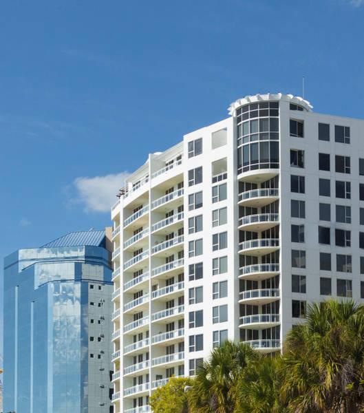 Photograph - Sarasota Architecture 1 by Richard Goldman