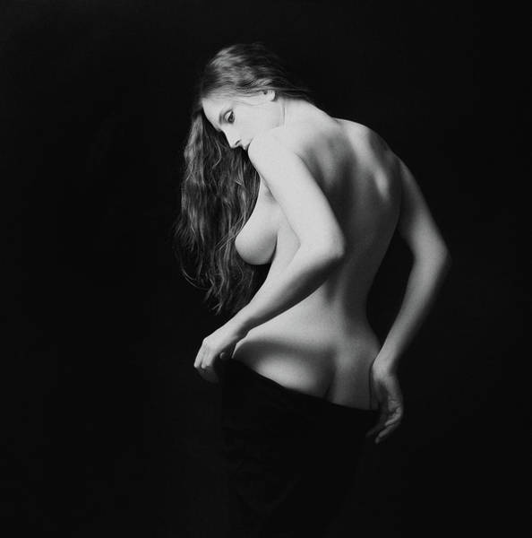 Sensuality Wall Art - Photograph - Sasha by Zachar Rise