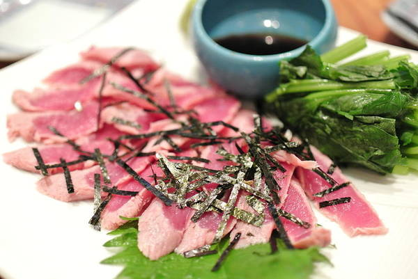 Kanagawa Wall Art - Photograph - Sashimi Of Duck From Kyoto by D3 plus D.naruse @ Japan