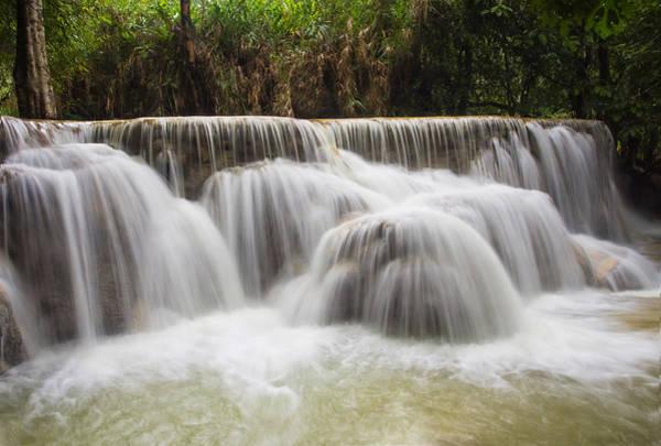 Photograph - Satin Falls by Kim Andelkovic