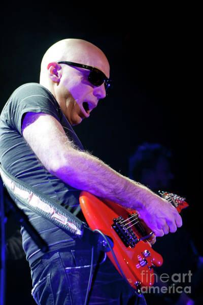 Joe Satriani Photograph - Satriani 3117 by Timothy Bischoff