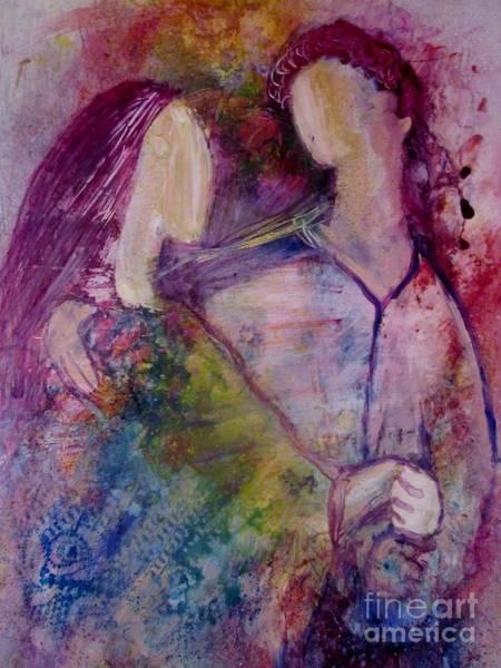 Painting - Saturday Night by Deborah Nell