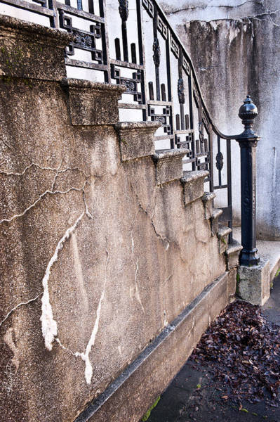 Photograph - Savannah Stairway by Renee Sullivan