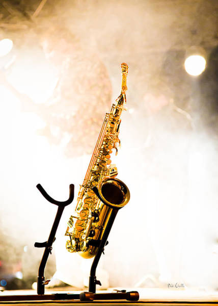 Photograph - Saxophone  by Bob Orsillo