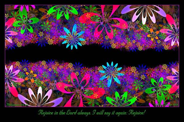 Digital Art - Say It Again by Missy Gainer