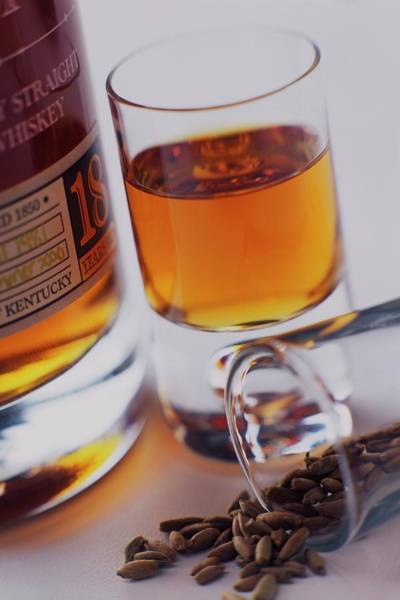 Alcohol Photograph - Sazerac Rye by Romulo Yanes