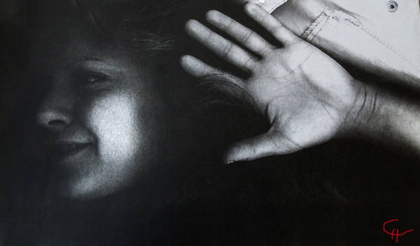 Photograph - Scanner Fun  by Colette V Hera  Guggenheim