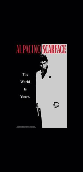 Wall Art - Digital Art - Scarface - Classic by Brand A