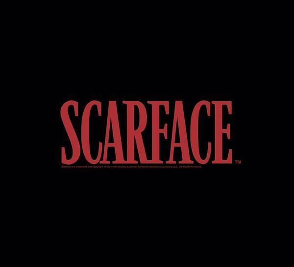 Tony Digital Art - Scarface - Logo by Brand A