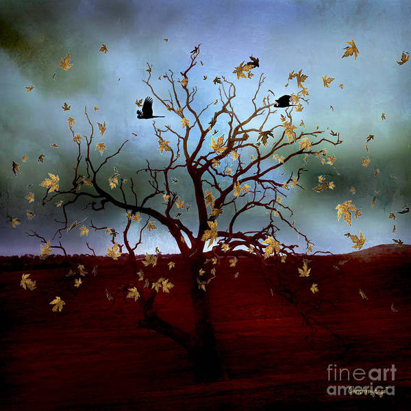 Digital Art - Scattered Thoughts by Chris Armytage