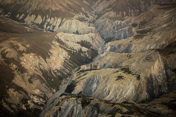 Yukon Territory Photograph - Scenes From Kluane Area, Yukon by Paul Zizka