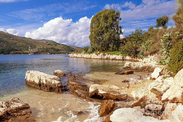 Photograph - Scenic Kassiopi On Corfu Horizontal by Paul Cowan