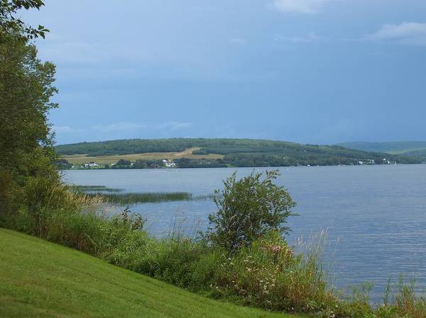 Aroostook County Photograph - Scenic Long Lake 1 by Gene Cyr